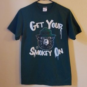 Tops - Smokey Bear Shirt